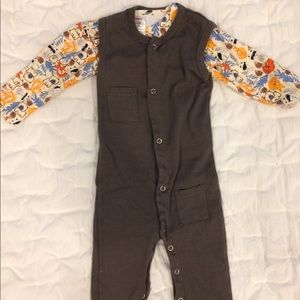Other - 2 Outfits-Boys Boutique Clothing-12 mth